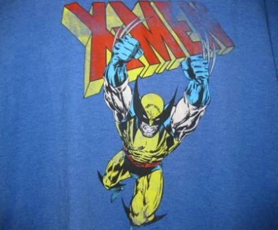 XMEN (Blue) - 2XL Shirt